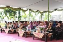Sejumlah anggota keluarga Bani Hasyim yang hadir