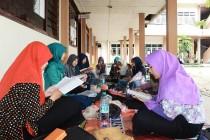 Khataman Al-Qur'an merupakan kegiatan rutin mahasiswa menjelang UTS dan UAS sebagai usaha pendekatan spiritual