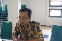 Salah satu Tim ALC Center Tebuireng Ali Suhban membreikan keterangan pers kepada wartawan usai acara