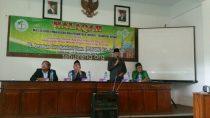 Pengurus Cabang Persatuan Guru halaqoh yang digelar oleh Nahdlatul Ulama (PERGUNU) Kabupaten Jombang, Sabtu (17/09/2016)
