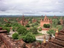 Bekas bangunan kerajaan Champa (sumber: belajarjadiarkeolog.blogspot.com)