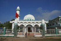 Salah satu masjid di Vietnam yang dibangun atas bantuan Uni Emirat Arab. (Sumber: en.wikipedia.org)