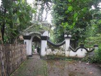 Gerbang Makam Putri Champa di Trowulan Mojokerto