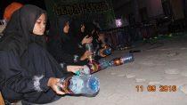 Salah satu penampilan peserta Gema Takbir