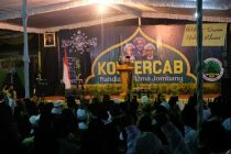 KH. Isrofil Amar Imbau Kader NU Jadi Penerus Pendiri NU
