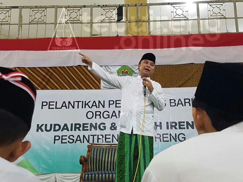 Di Tebuireng, KH. Fikri Haikal Jelaskan Pancasila Sebagai Jati Diri Bangsa Indonesia