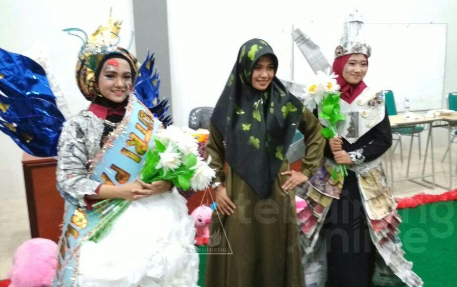 Kontes Putri Pahlawan, Puncak Peringatan HUT ke-72 RI di SMA Trensains Tebuireng