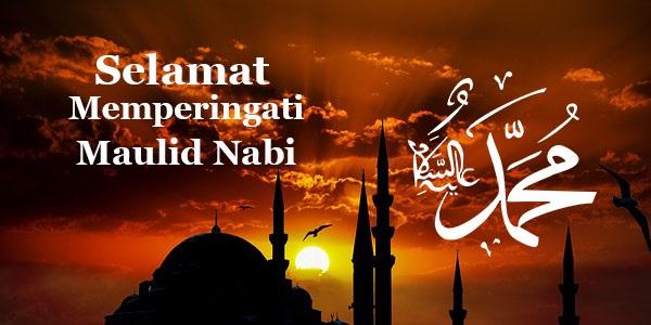 Dalil Dan Hikmah Merayakan Maulid Nabi Muhammad Tebuireng